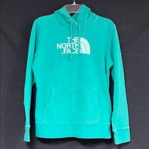 The North Face Women's Greenish Sweatshirt…